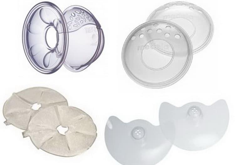 Накладки для грудного вскармливания: назначение и правила использования