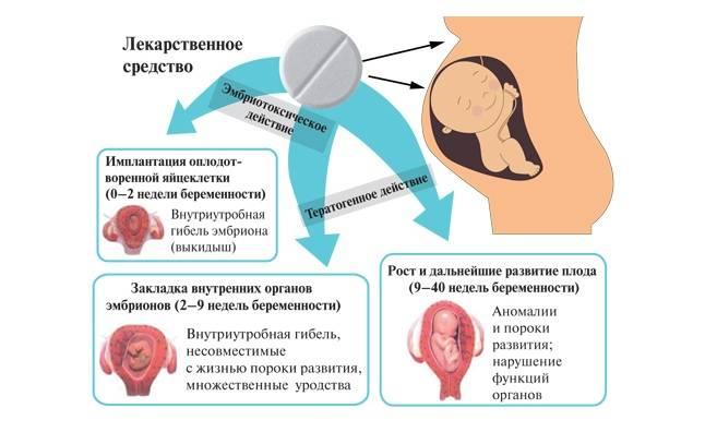 Повышенная жажда при беременности