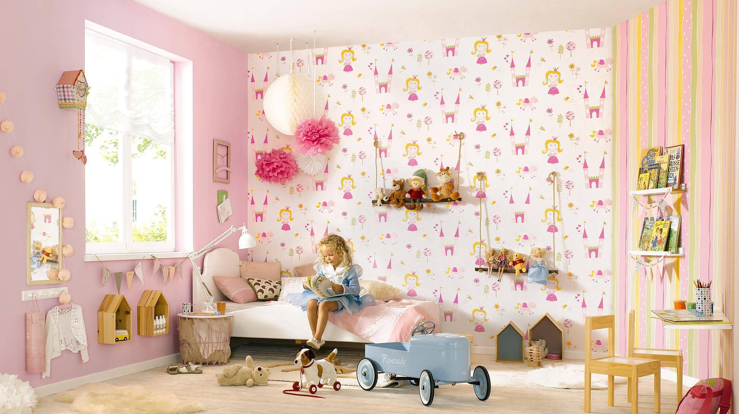 Фотообои в детскую комнату: 6 советов по выбору | строительный блог вити петрова