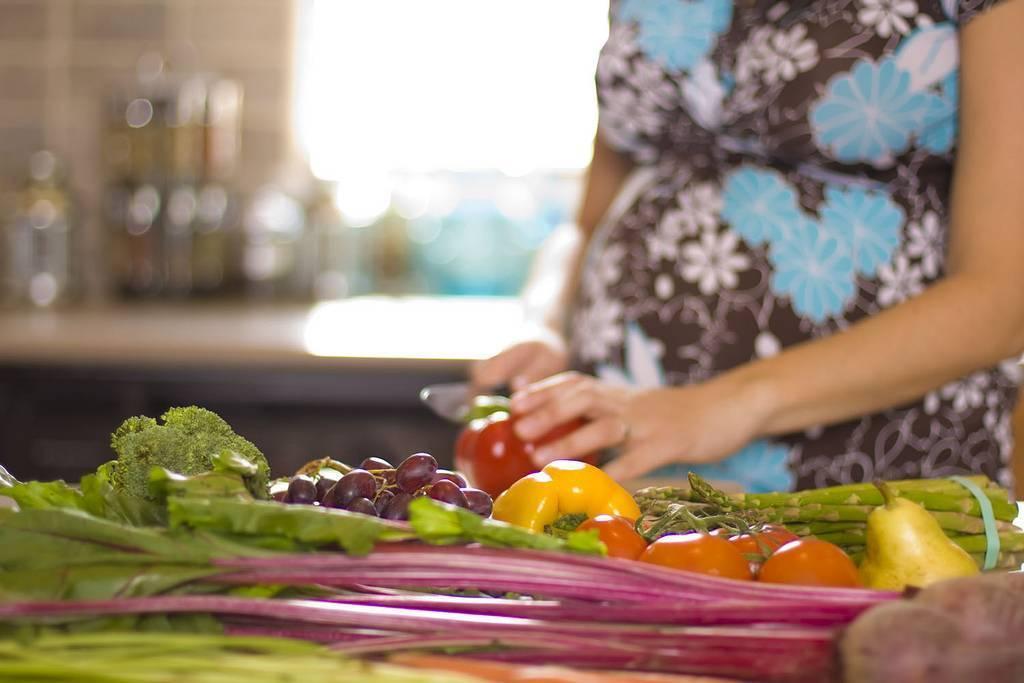 Вегетарианство и беременность – правильный рацион для будущей мамочки