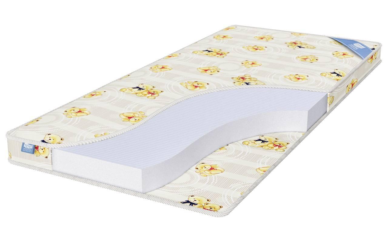 Какой матрас лучше выбрать в кроватку для новорожденного?