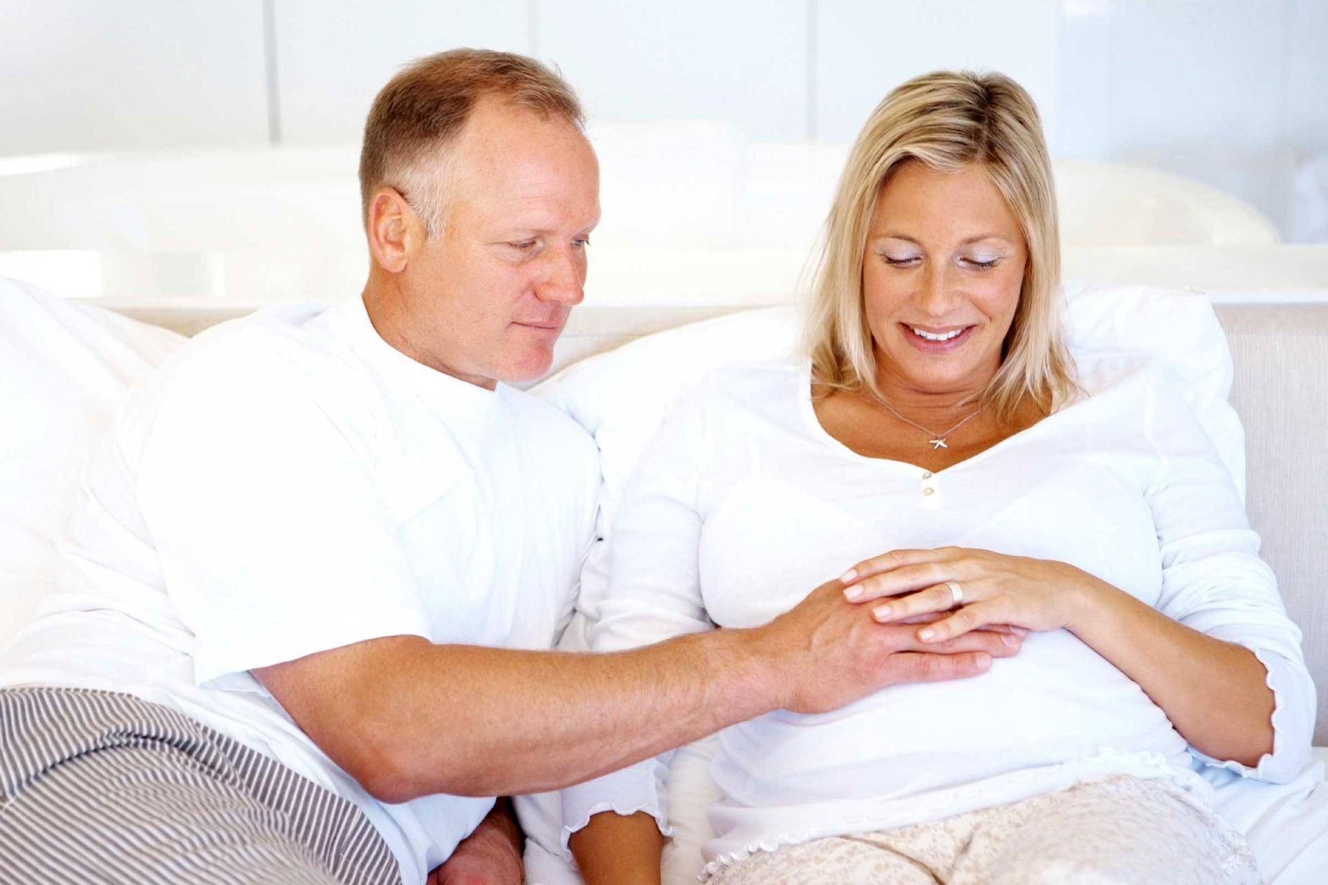 Беременность при помощи эко: если женщине скоро 40. шансы забеременеть после эко