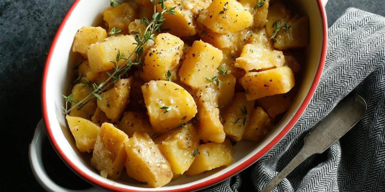 Можно ли есть жареную картошку кормящей маме?