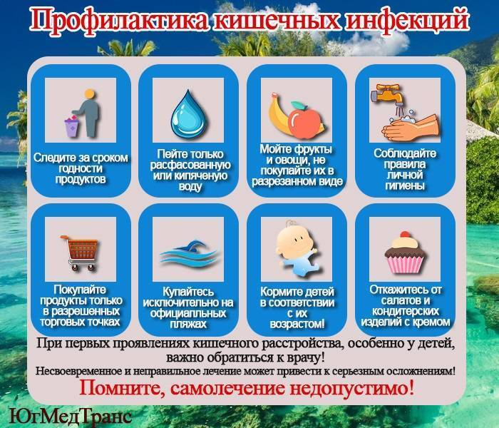 Как уберечься от ротавирусной инфекции на море [практика, видео]