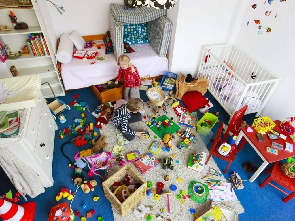 Как приучить ребенка убирать за собой игрушки – на бэби.ру!