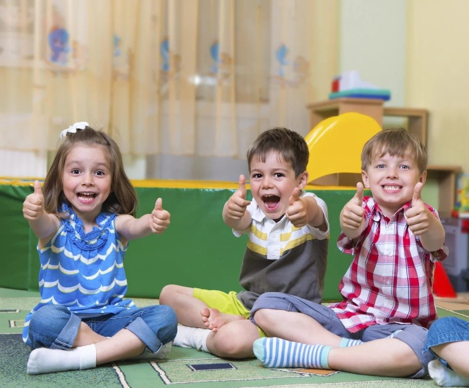 Нужно ли отдавать ребенка в детский сад?