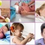 Судороги у новорожденных: причины, последствия