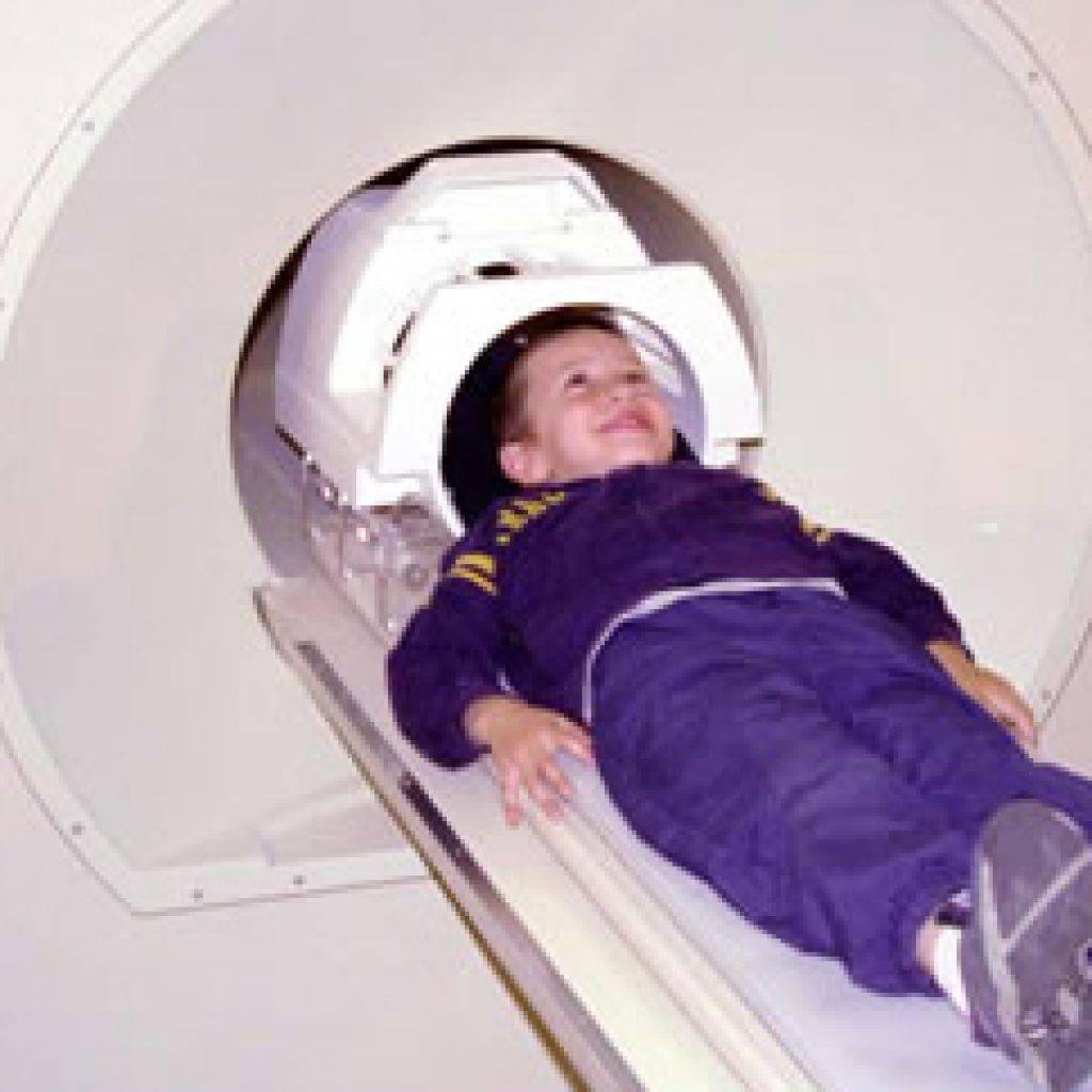 Мрт головного мозга детям: как проходит диагностика