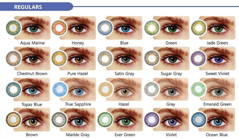Как носить цветные линзы? со скольки лет можно носить цветные линзы? с какого возраста детям можно носить контактные линзы для улучшения зрения и как их правильно подобрать.