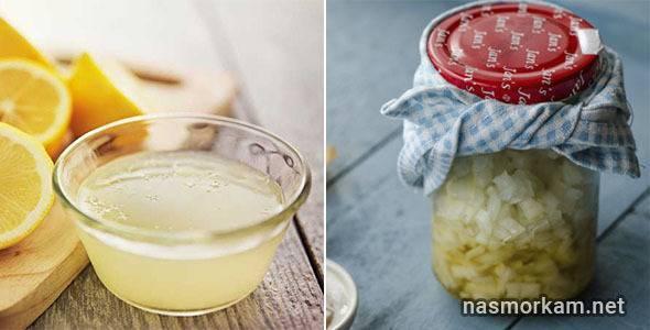 Рецепты для лечения кашля молоком и луком