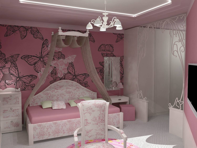 Как подобрать обои в детскую комнату для девочки или мальчика с учетом размера помещения и других факторов: советы, рекомендации, фото