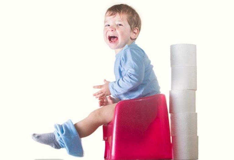 Психологический запор у ребенка 2-5 лет: действенные способы лечения