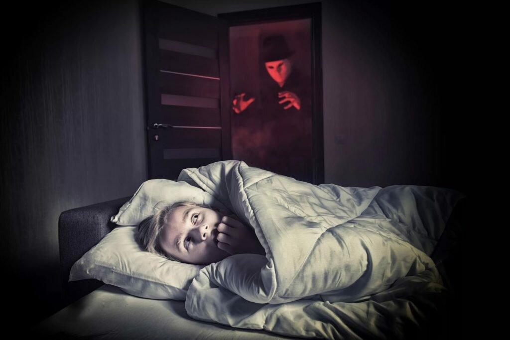Особенности ночных истерик у детей в разном возрасте