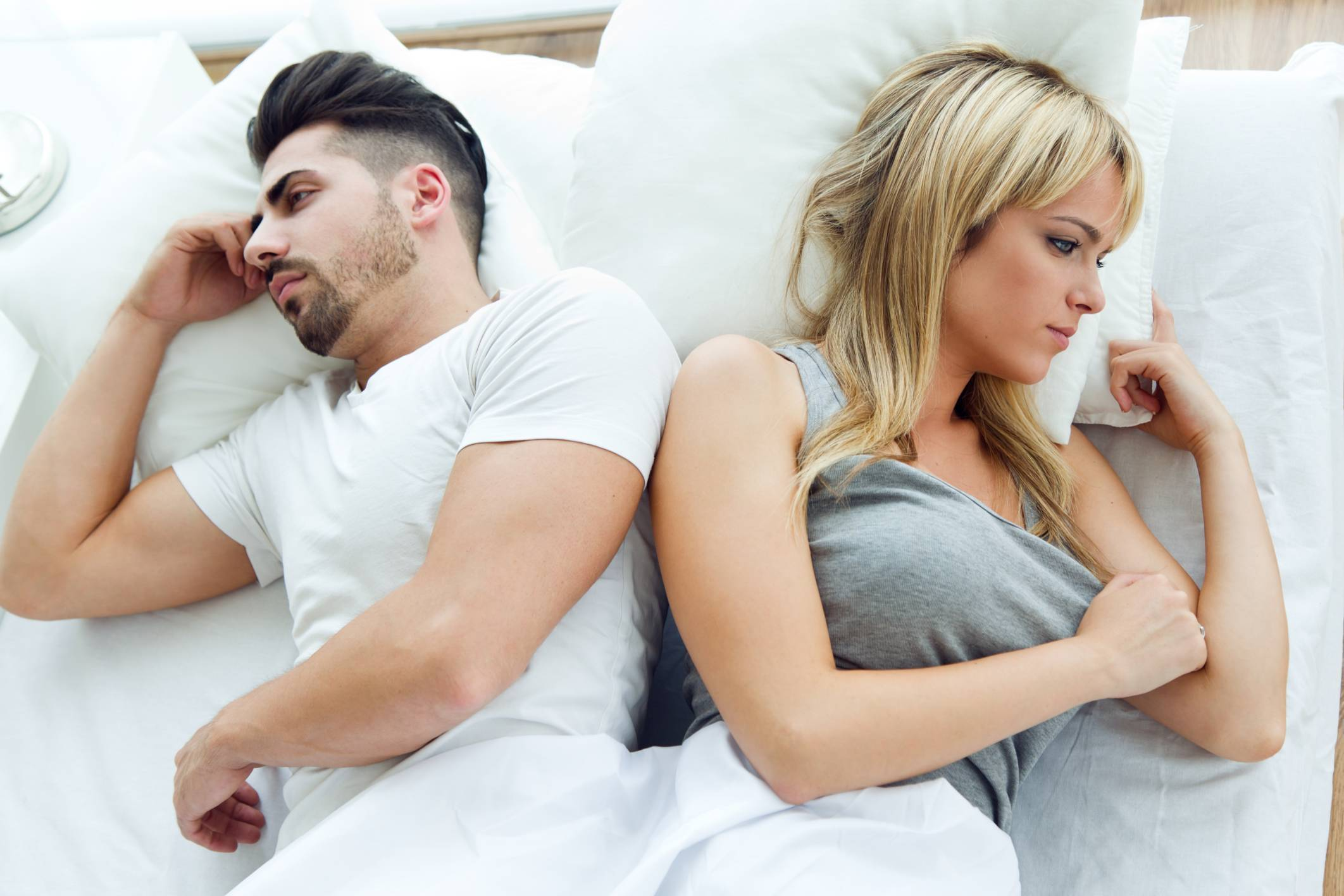 Почему жена не хочет мужа - причины женской строптивости