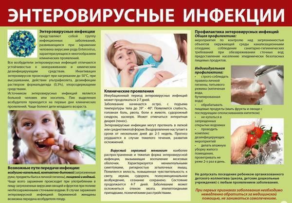 Сыпь при энтеровирусной инфекции у детей: сипмтомы, фото, лечение
