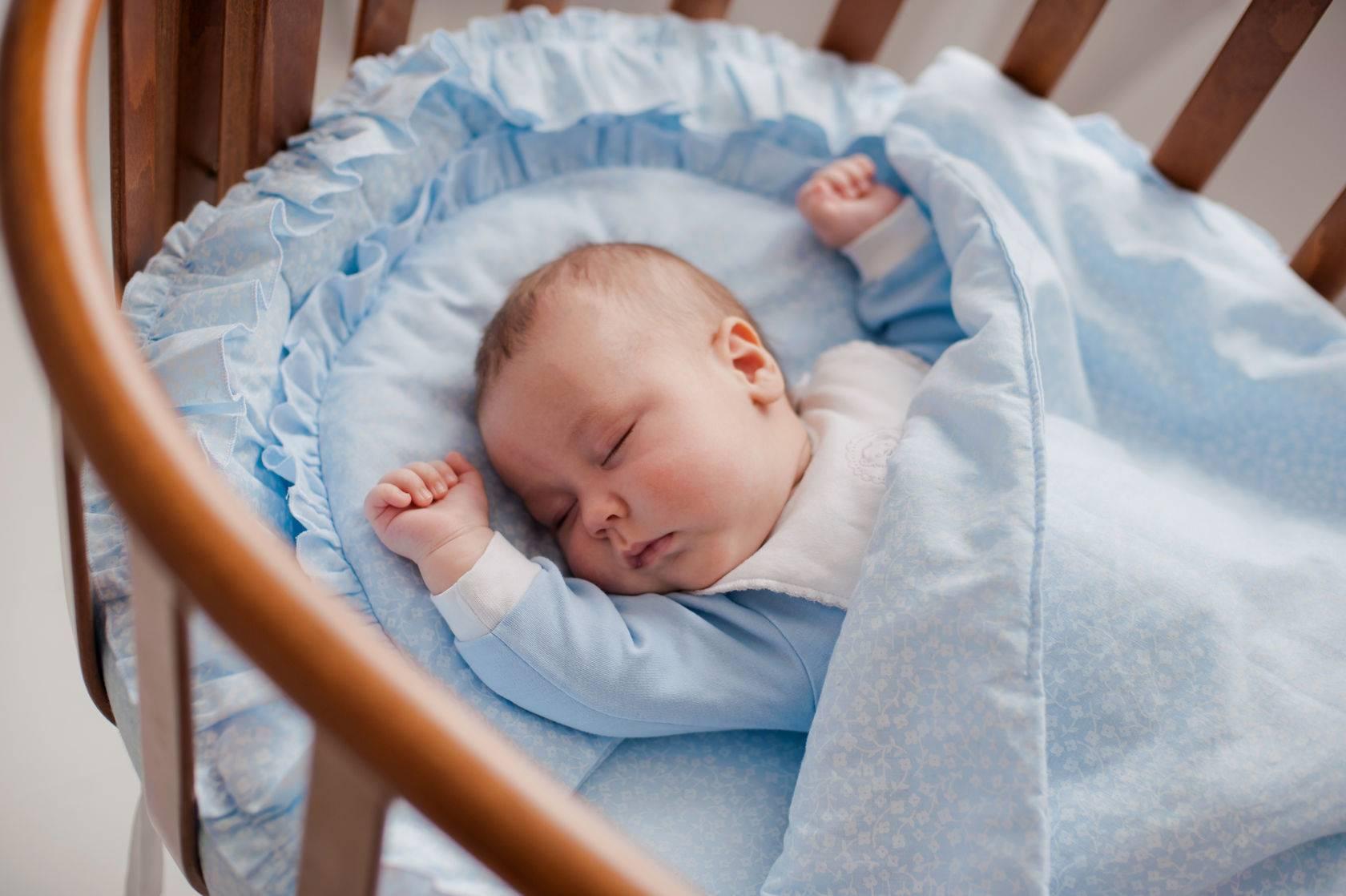 Совместный сон с ребенком: за и против