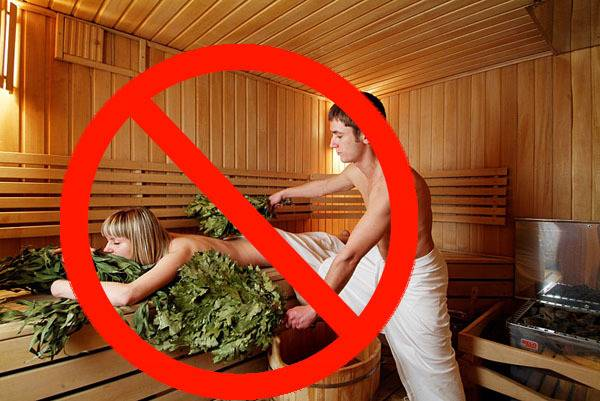 Баня для кормящей женщины: вред или здоровье?