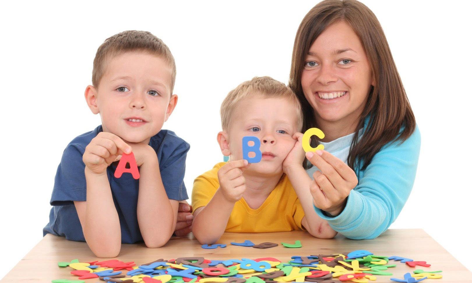 Игры на развитие речи у детей раннего возраста