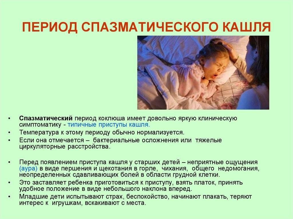 Коклюш у детей - симптомы и лечение, первая помощь при приступе коклюша у ребенка
