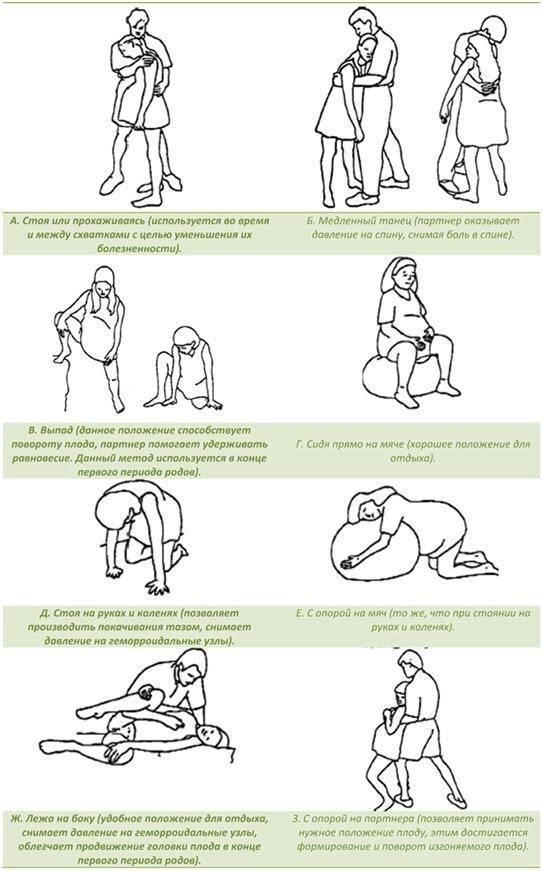 Как понять, что пора ехать в роддом: 5 признаков. как начинаются роды
