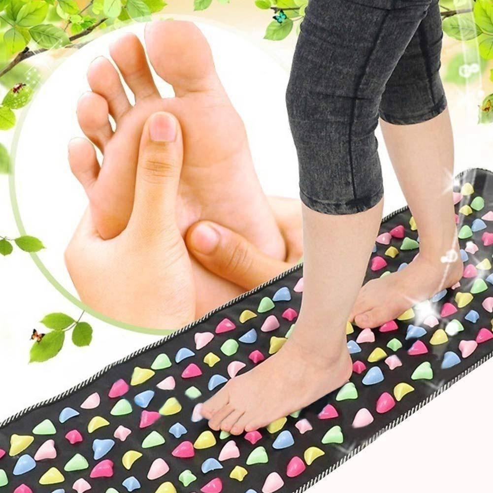 Особенности и типы ковриков для профилактики плоскостопия