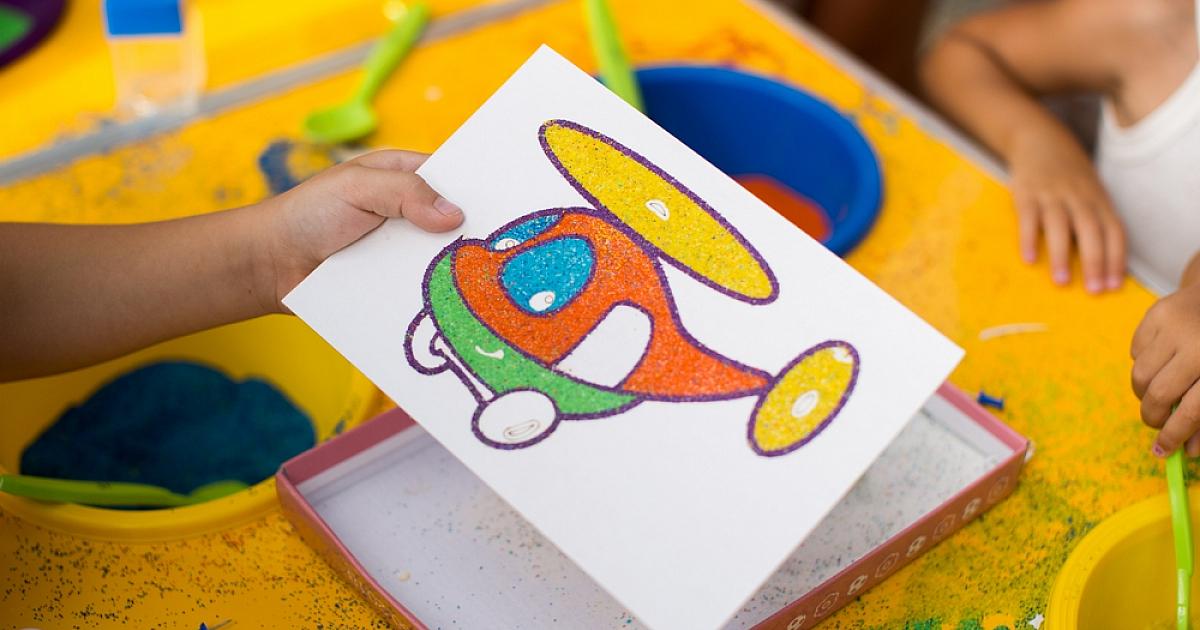 Методическая разработка по рисованию (младшая группа) по теме:  рисование песком  | социальная сеть работников образования
