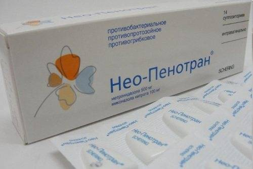 Нео пенотран влияет на плод ребенка. использование во время беременности и лактации
