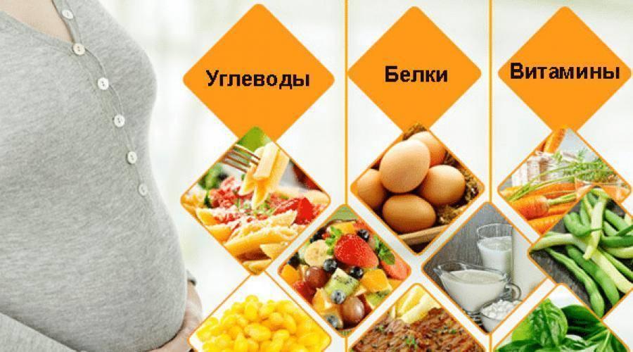 Рацион питания и диета для беременных: все что вы не знали!