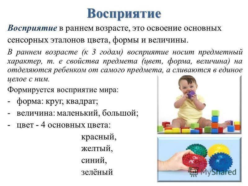 Учим цвета. приемы обучения детей цветам