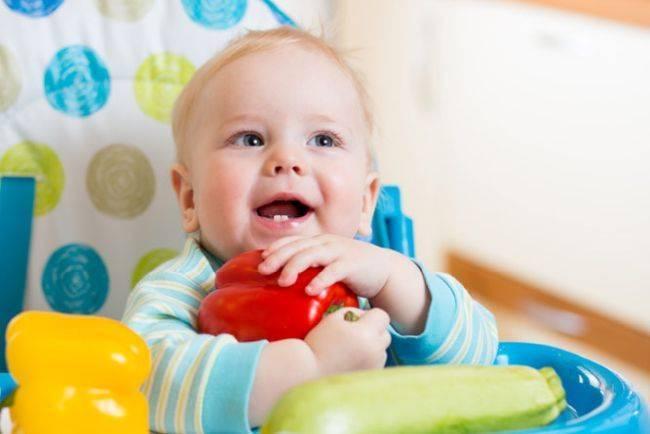 С какого возраста можно давать ребенку болгарский перец?