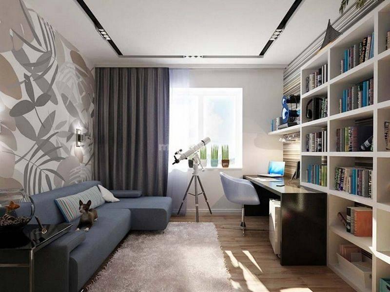 Комната для девочки-подростка: идеи интерьера спальни в соврменном стиле
