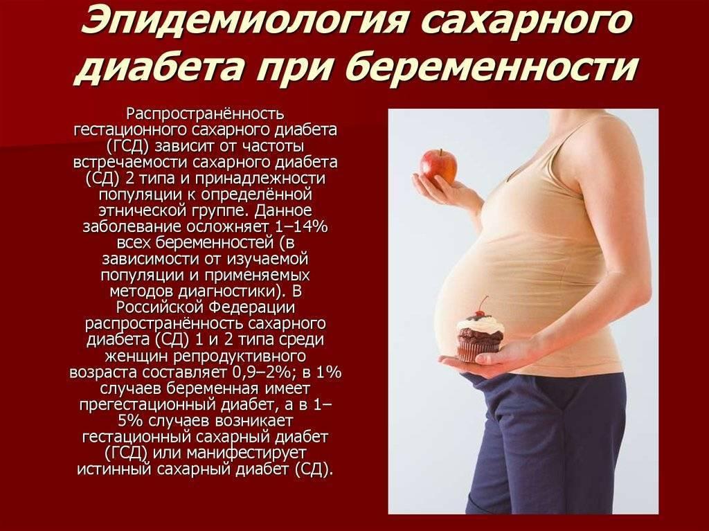 Родить при сахарном диабете 1 и 2 типа - консультации и рекомендации