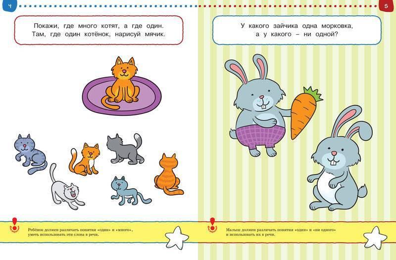Развивающие игры и занятия для детей 1 год - 1 год 3 мес (подробный план - конспект) – жили-были