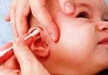 Как правильно чистить уши ребенку 3 года - iealmed-klinika.ru