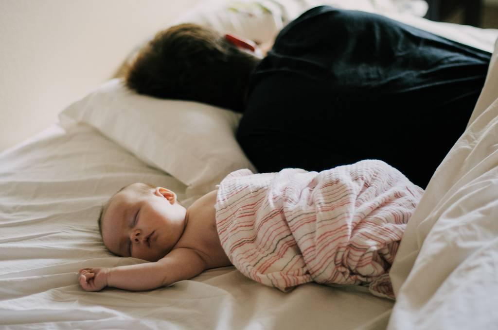 Плохой сон у пятимесячного малыша: как справиться с ситуацией