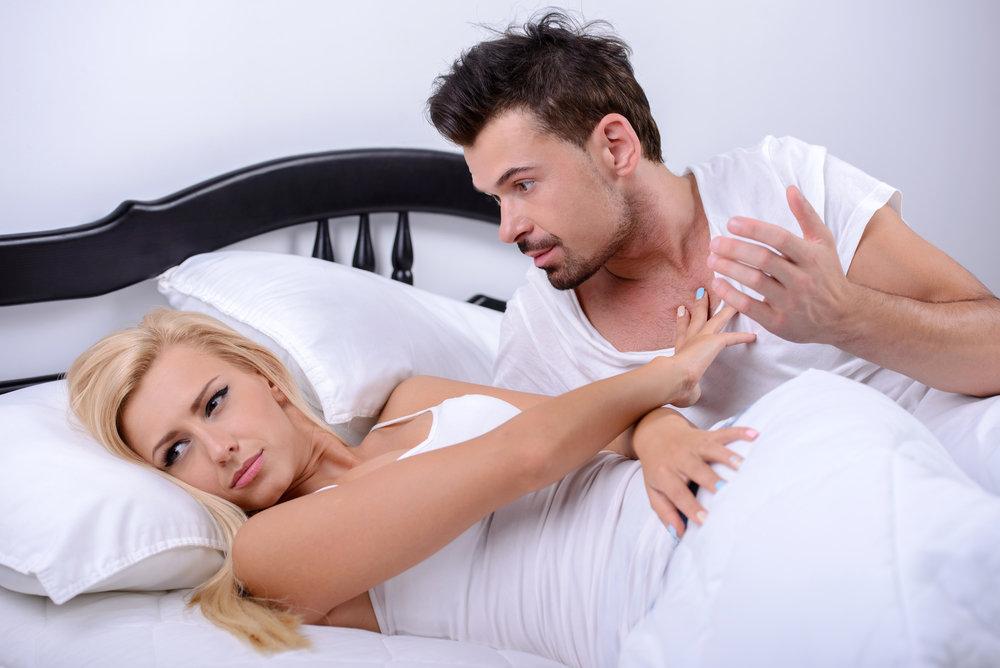 Нехочу, небуду! что делать, если после родов нет сексуального влечения