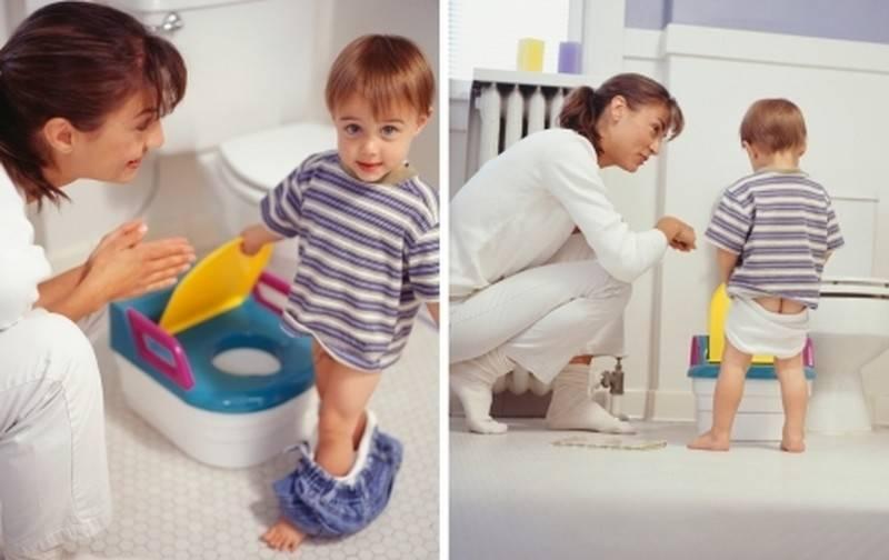 Как научить ребенка вытирать попу | уроки для мам