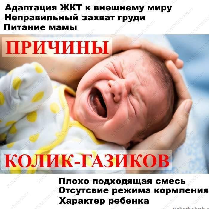 Как лечить колики у новорожденных лечение - чем лечить у новорожденного