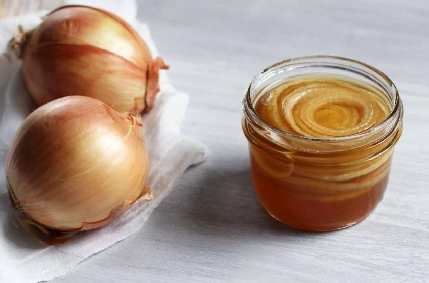 Лук с сахаром от кашля: рецепты сиропа для детей и взрослых, как варить с добавлением меда