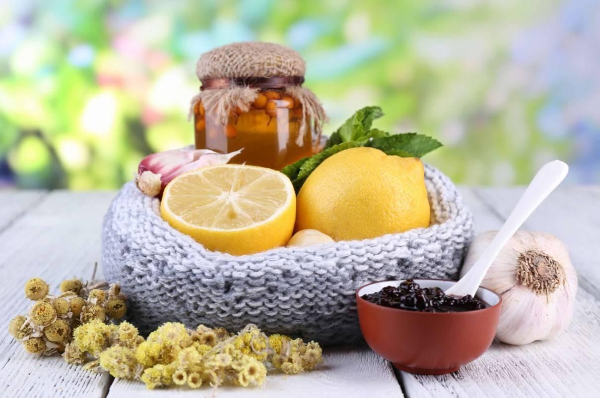 Народные средства от простуды для самых маленьких