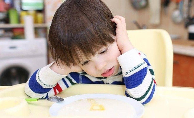 Ребенок не ест в детском саду