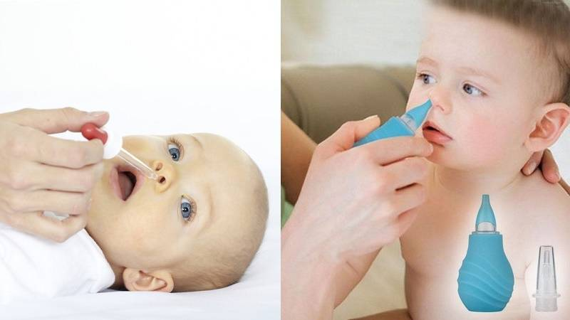 Ребенок хрюкает носом: почему и что делать? - лортут