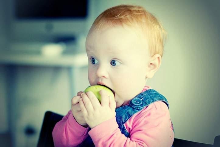 Как научить ребенка жевать: учим малыша жевать твердую пищу