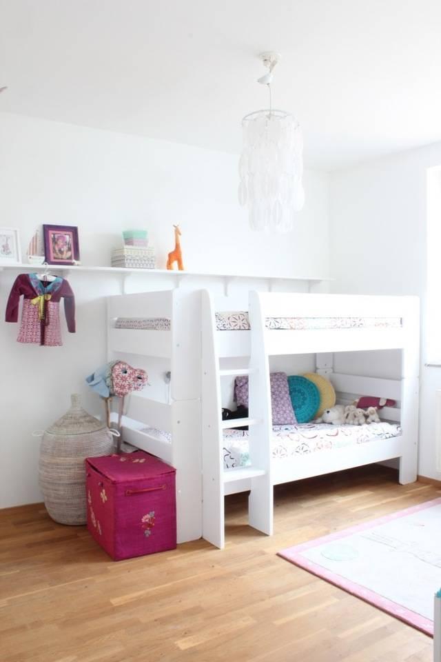 Детская в скандинавском стиле: 2 способа оформления комнаты