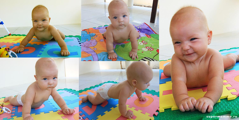 Ребенок не сидит в 7 месяцев: причины, как научить сидеть самостоятельно