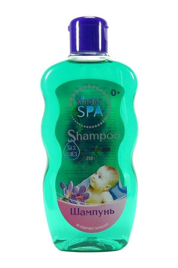 Список шампуней для детей, не содержащих сульфаты и парабены