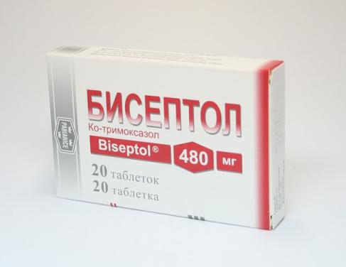 От чего помогает бисептол