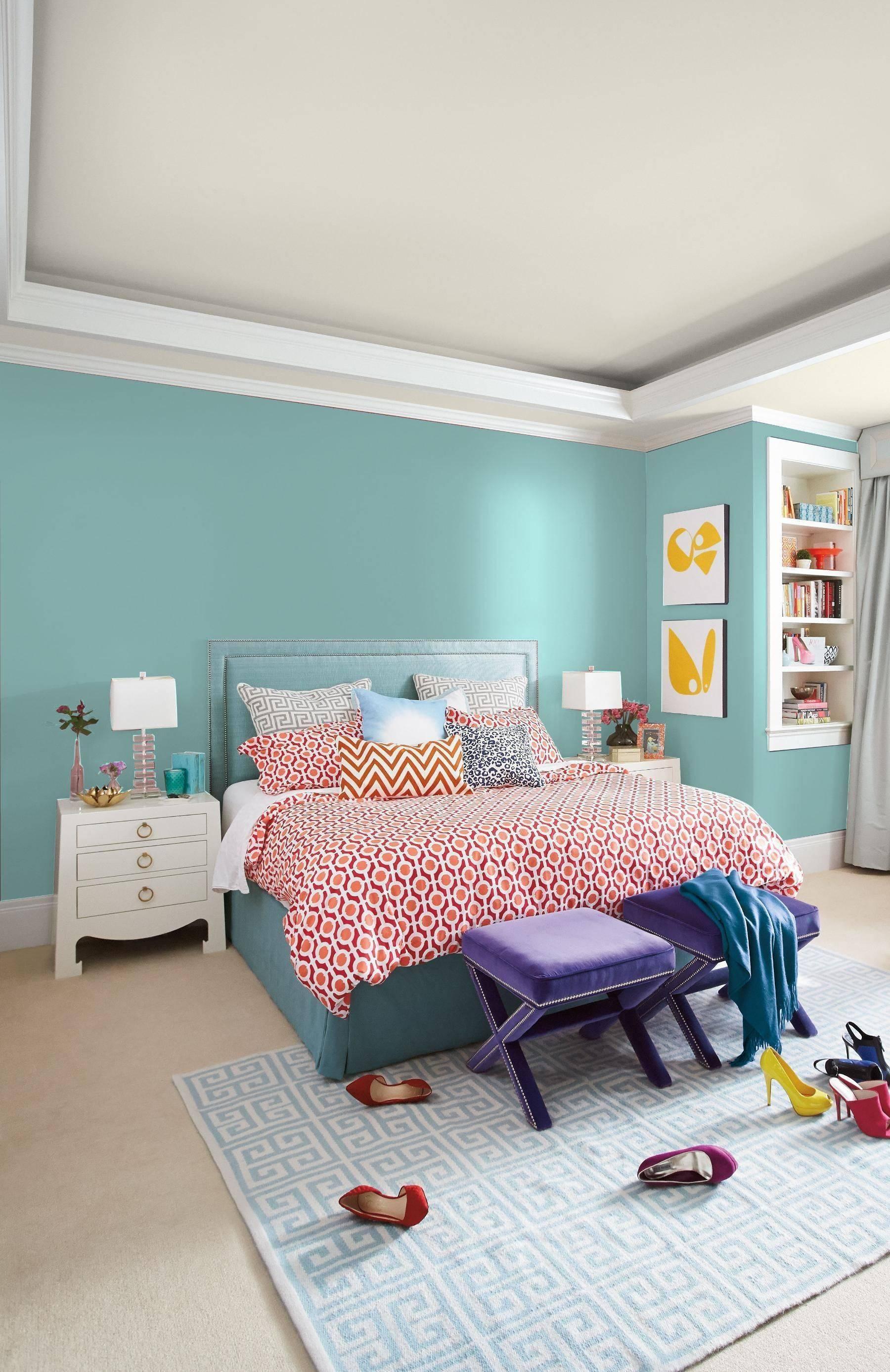 Подробный гид по выбору цвета для детской комнаты