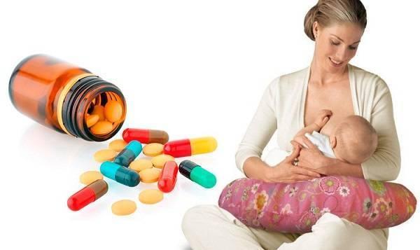 Простуда при грудном вскармливании: как выличить кормящую маму