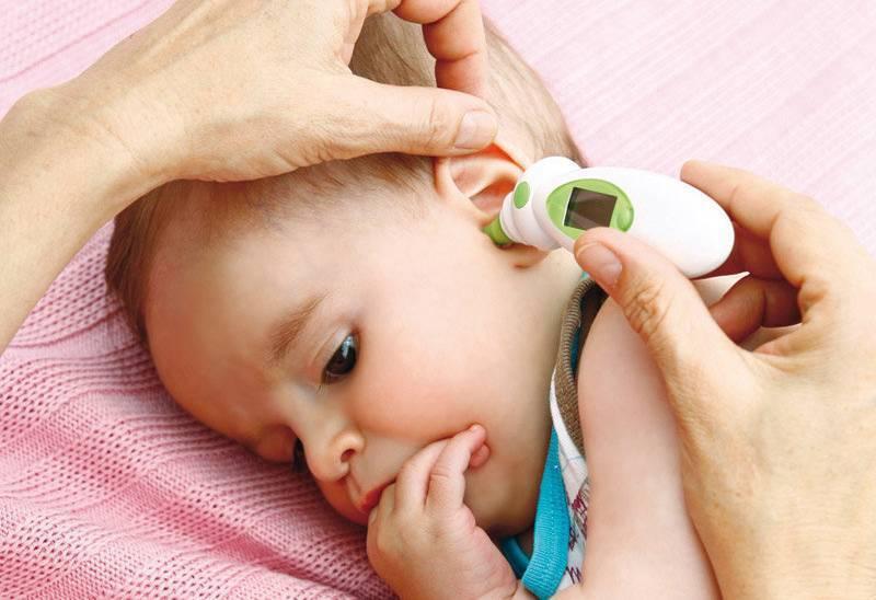 Ребёнок постоянно теребит уши: причины и лечение - нет заразе